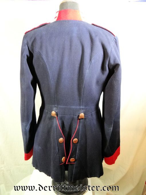 PRUSSIA - TUNIC - IDENTIFIED ENLISTED MAN - KAISER FRANZ GARDE-GRENADIER-REGIMENT Nr 2 - Imperial German Military Antiques Sale