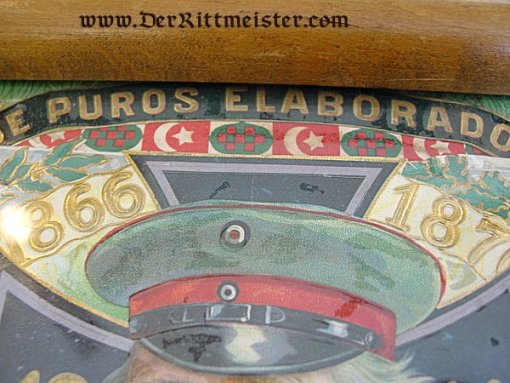 GERMANY - PATRIOTIC SERVING TRAY - Imperial German Military Antiques Sale