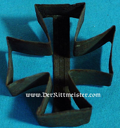 GERMANY - COOKIE CUTTER - IRON CROSS - Imperial German Military Antiques Sale