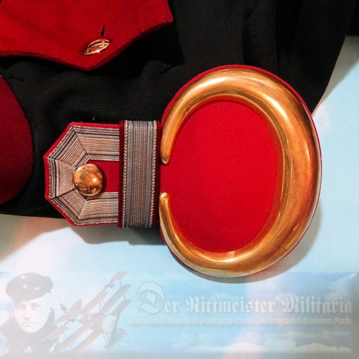BAVARIA - ULANKA - LEUTNANT - PARADE - ULANEN/CHEVAULEGERS REGIMENT - Imperial German Military Antiques Sale