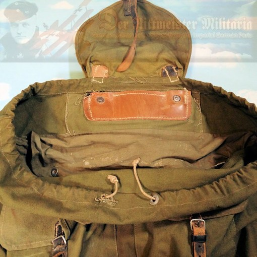 OFFICER'S DISPATCH/BRIEF BAG - Imperial German Military Antiques Sale