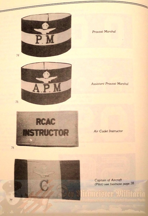 BOOK - REFERENCE - CANADIAN FLYING SERVICES: EMBLEMS AND
