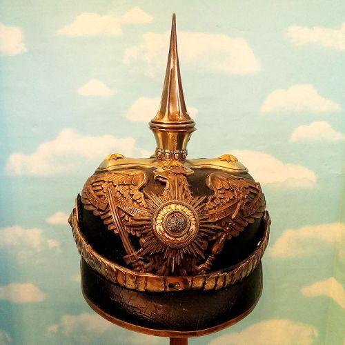 PRUSSIA - PICKELHAUBE - GENERAL À LA SUITE'S OR FLÜGELADJUTANT'S - Imperial German Military Antiques Sale