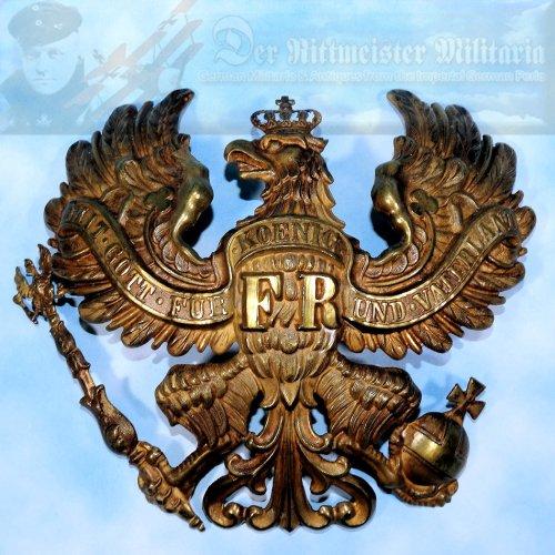 WAPPEN - PRUSSIA - LINE OFFICER - INFANTERIE/ULANEN/ARTILLERIE/JÄGER/TRAIN- ABTEILUNGEN REGIMENTS