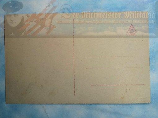 SANKE CARD NR 363 - HAUPTMANN OSWALD BOELCKE