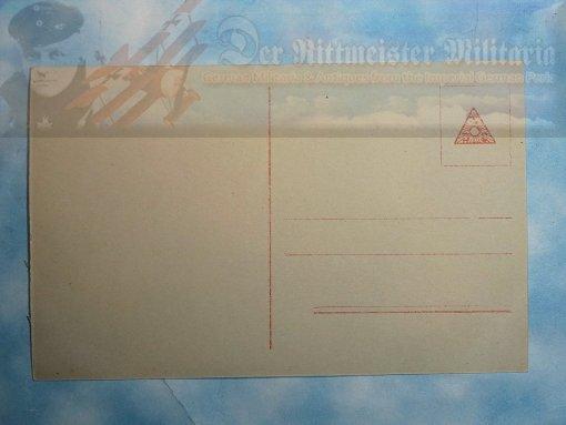 SANKE CARD NR 547 - FRANZ SCHULTE
