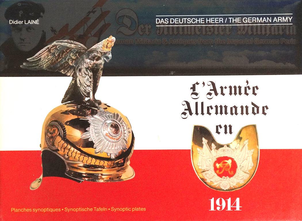 Merchandise - Imperial German Military Antiques Sale