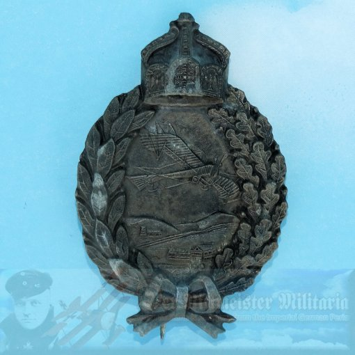 PRUSSIA - BADGE - ARMY LAND PILOT
