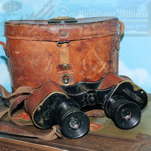 U.S. - BINOCULARS - ARMY - SIGNAL CORP - WW I ERA - Imperial German Military Antiques Sale