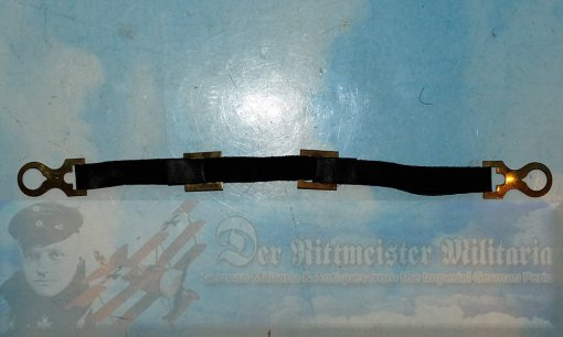 GERMANY - CHIN STRAP - PICKELHAUBE - REPRODUCTION