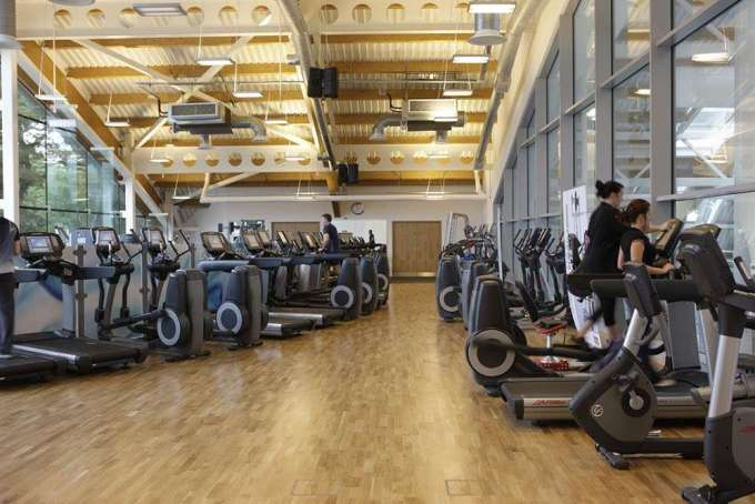 Corby Council Gym Membership Gym Zen