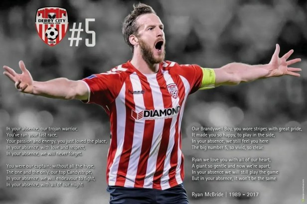 Stephen Kenny back as Derry City manager for Ryan McBride event ...