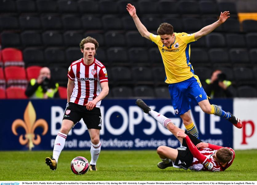 'We'll show the fans what we're really about' - Derry Now