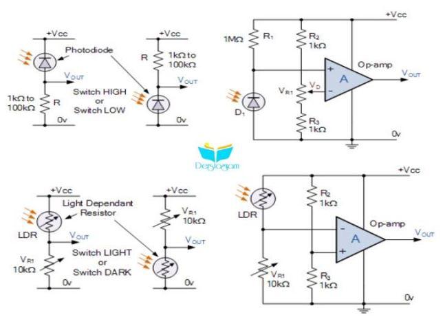 elektronikte giriş devreleri nedir