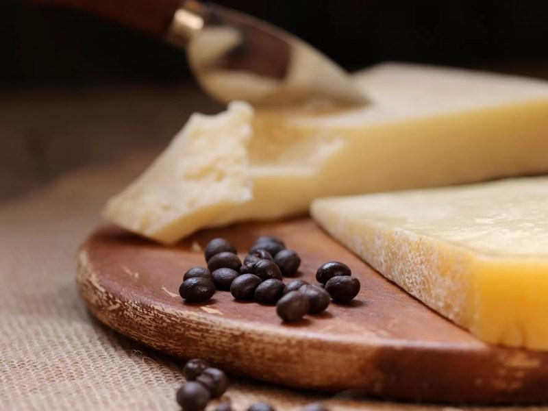 Abbinamenti in cucina caffè e formaggio