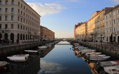 Trieste a San Valentino