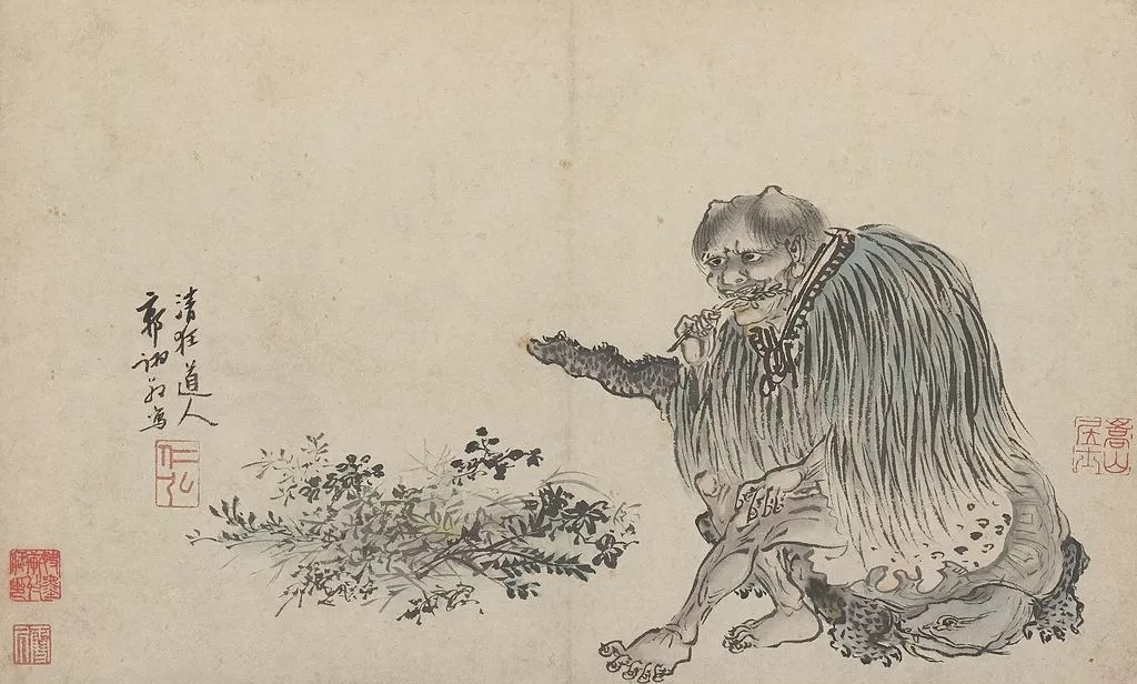 leggenda cinese storia del tè