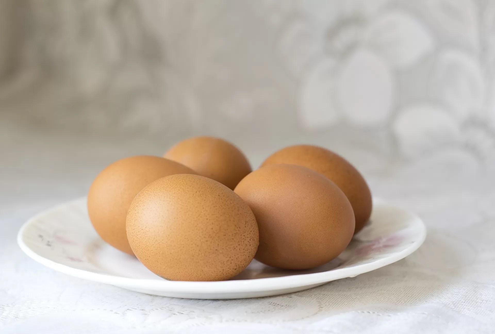 Egg coffee americano
