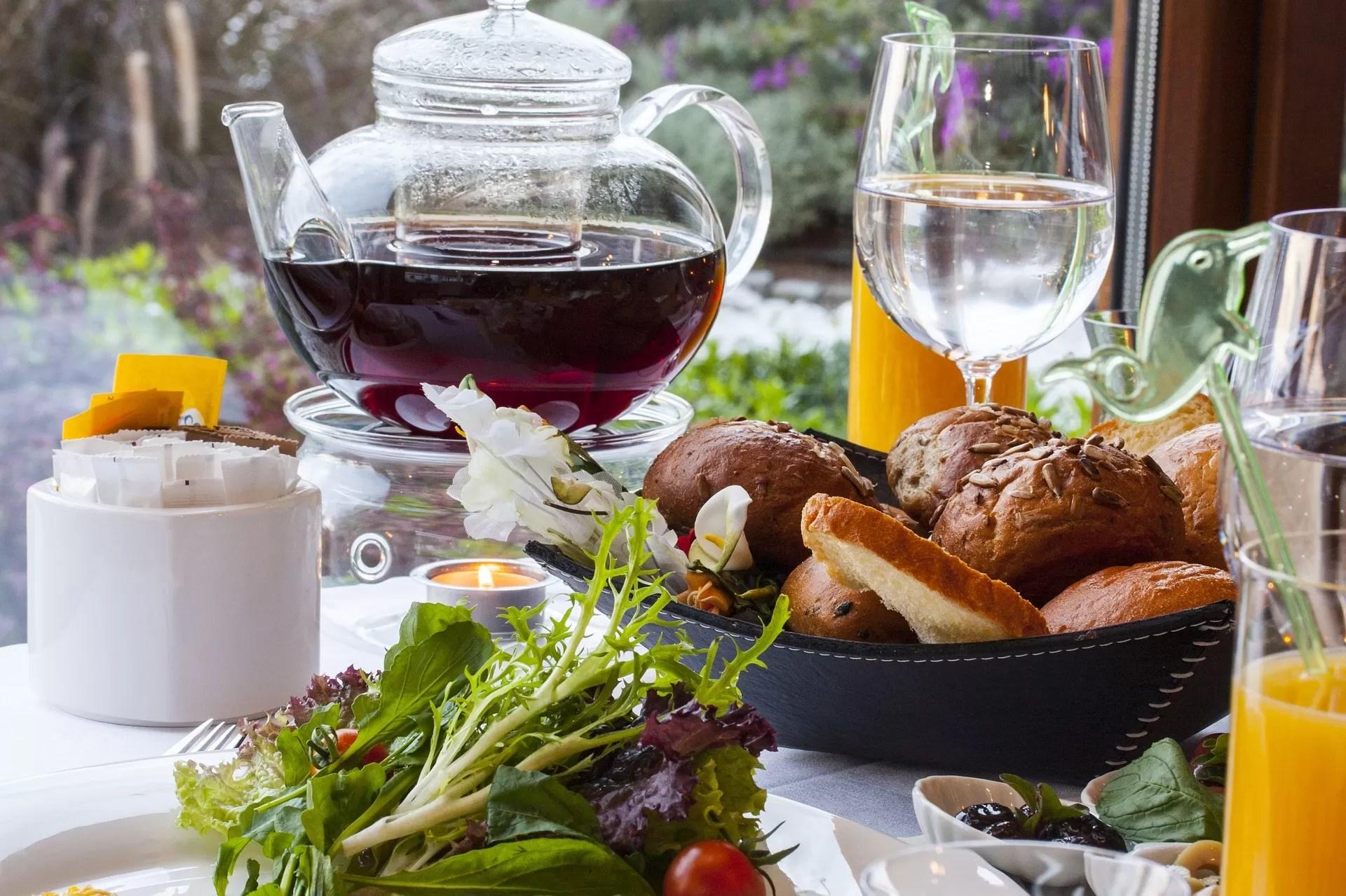tè e cibo - brunch e pranzo