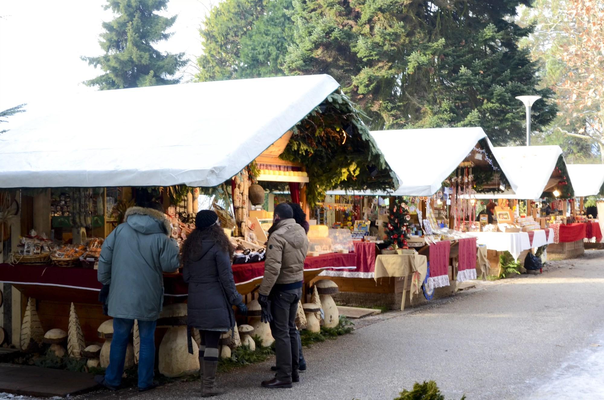 Mercatino di Natale di Levico Terme - Trentino Alto Adige