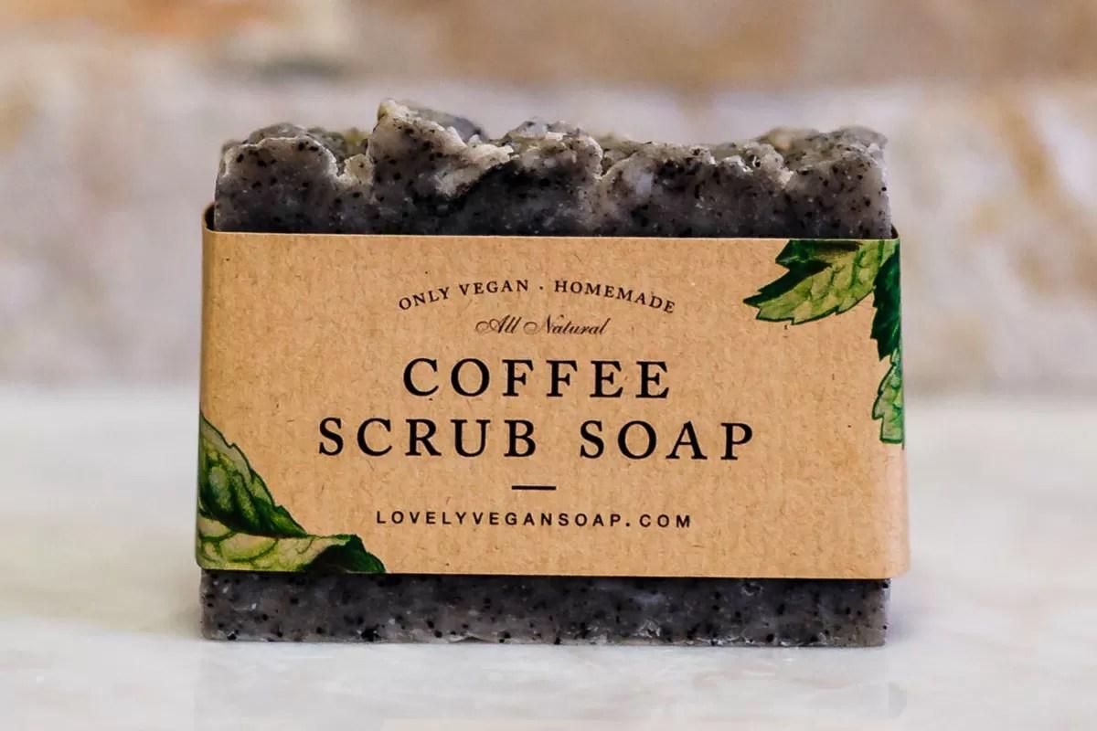 Natale 2017 - Idee regalo per amanti del caffè - Scrub esfoliante naturale biologico