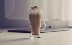 super coffee - tendenza caffè 2018 da pinterest - smoothie al caffè