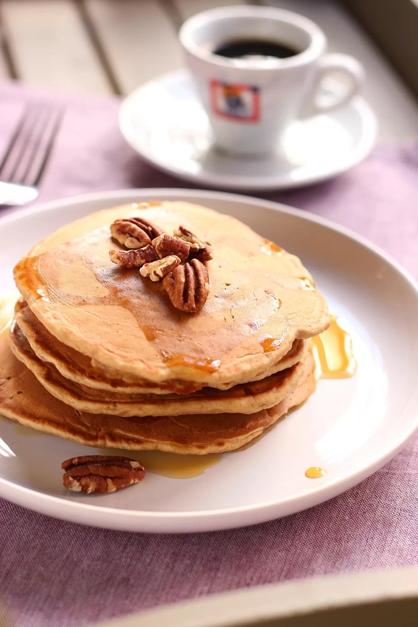 Ricetta dei pancake alla banana