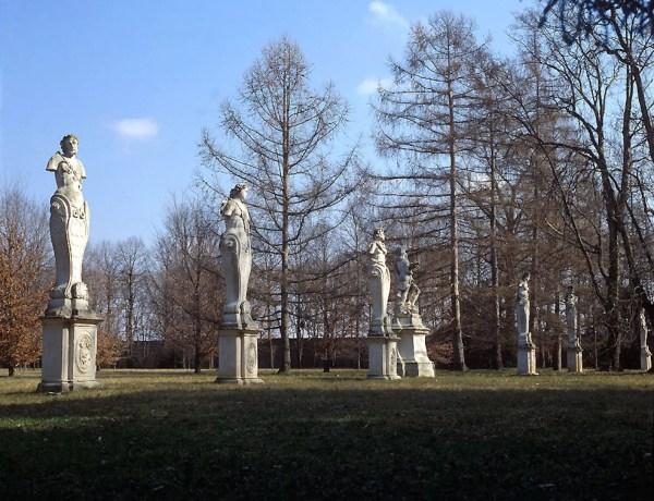 il parco di villa Manin