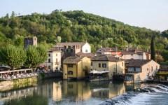 Borghetto sul mincio - borgo in provincia di verona