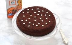 Ricetta della torta in padella al cacao
