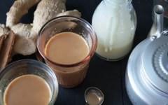 Chai tea indiano, ovvero un modo esotico di abbinare il tè con il latte.