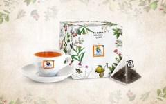 nuovi tè e infusi Dersut caffè con filtro piramidale - novità 2018