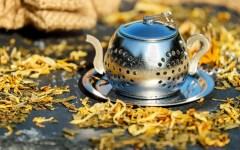 Cucinare con il tè
