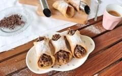 Cannoli siciliani al caffè con crema alla ricotta - la ricetta infallibile per prepararli in casa!