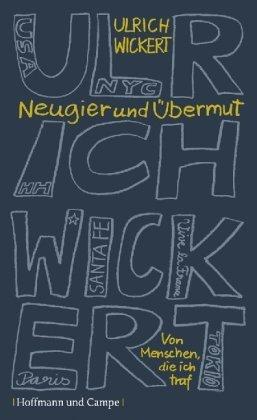 Als mir dieses Buch geschenkt wurde, wußte ich nicht so recht, ob es mich interessieren würde. Denn eigentlich lese ich keine Biografien, erst recht nicht von Menschen, die noch leben. Dieses Buch aber war eine echte Überraschung. Vielleicht liegt das am schönen Schreibstil dieses u.a. Nachrichtenmoderators bei den Öffentlich-Rechtlichen. Vielleicht liegt das aber auch daran, dass Ulrich Wickert so unglaublich viel erlebt und so unglaublich viele Menschen getroffen hat, das mir als Leser manchmal der Mund offen stehen blieb. Ulrich Wickert hat viele Menschen getroffen und beschreibt sie in diesem Buch aus einer ganz anderen, persönlichen Perspektive. Also doch ein sehr lesenswertes Buch, das mir in den letzten beiden Tagen die insgesamt 14-stündige ICE-Fahrt beschäftigt hat.