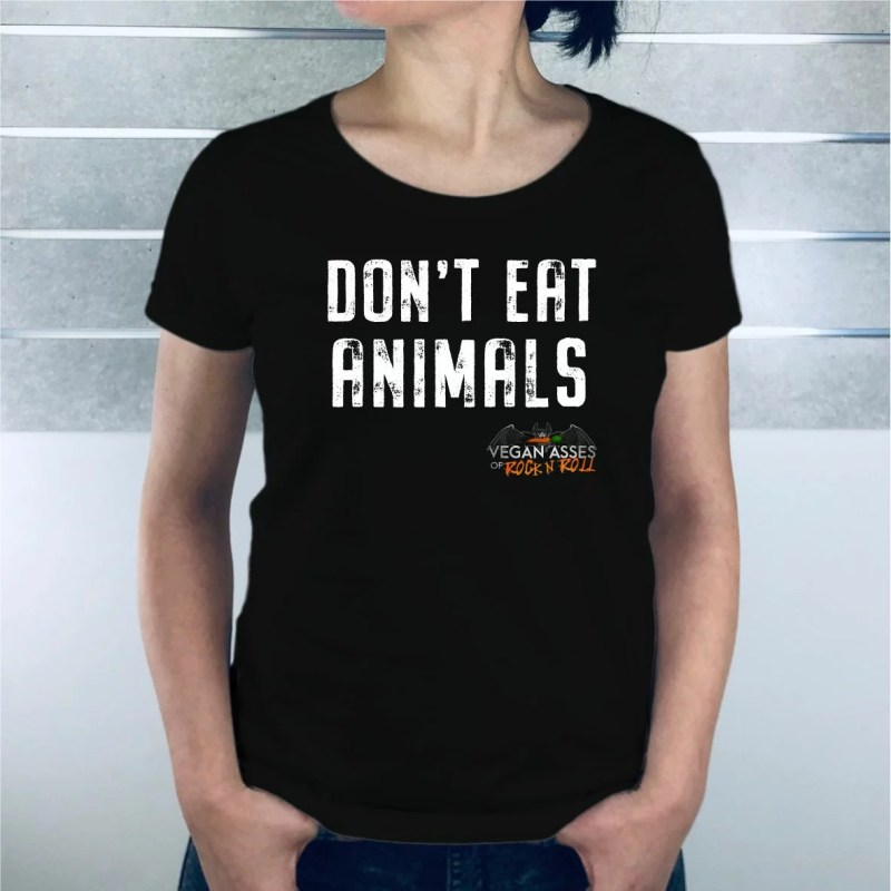 DON'T EAT ANIMALS