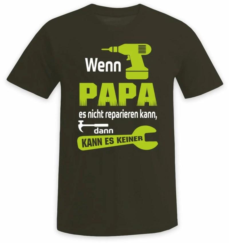 Wenn Papa es nicht reparieren kann, dann kann es keiner