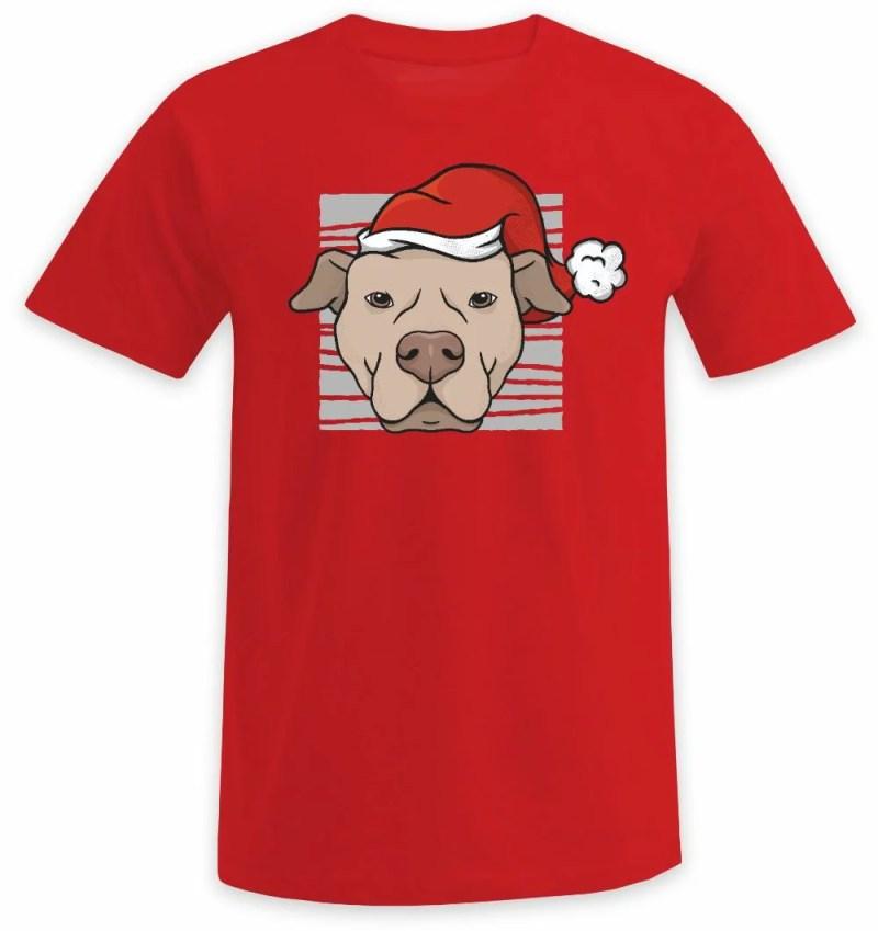 Der Weihnachts - Pitbull