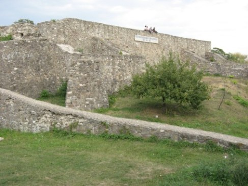 Drobeta Turnu Severin Burg