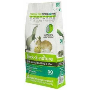 Back 2 Nature bodembedekking is een bodembedekker voor hamsters
