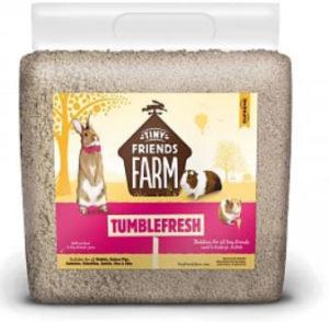 supreme tumblefresh bodembedekking is een bodembedekker voor hamsters