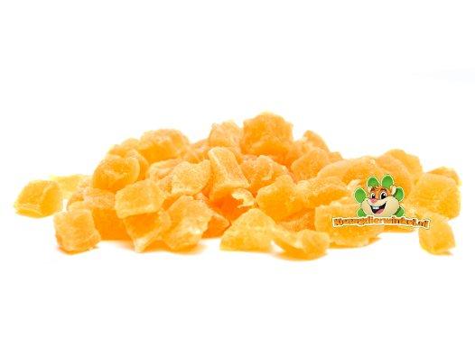papaya dwerghamster snack