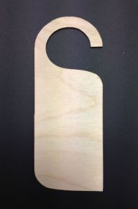 Wooden Door Hangers - 2 designs to choose