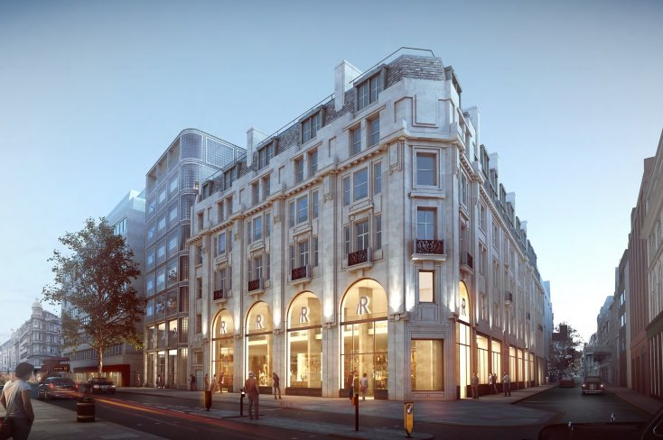 Holden House  Properties  Derwent London