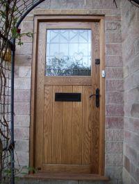 External Door & Steeton Mu0026T External Door | Glazed ...