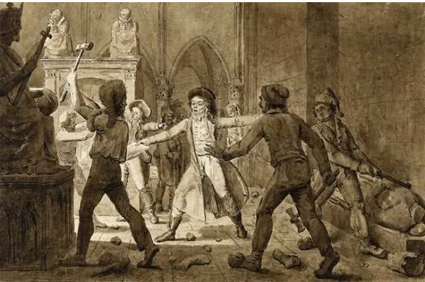 """Résultat de recherche d'images pour """"violation sépultures rois saint denis"""""""