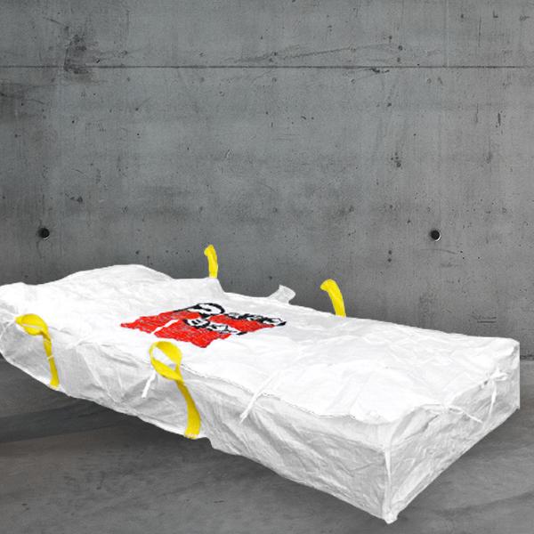 Plattenbag Asbest XL DESABAG