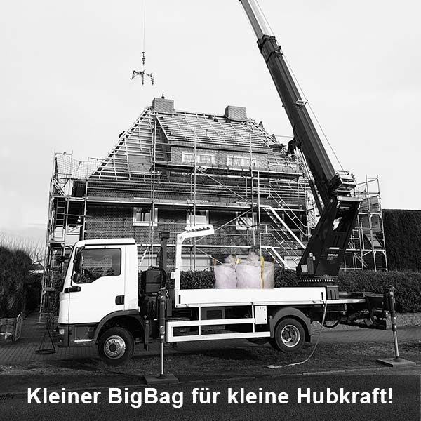 Big Bag 70x70x90cm DESABAG