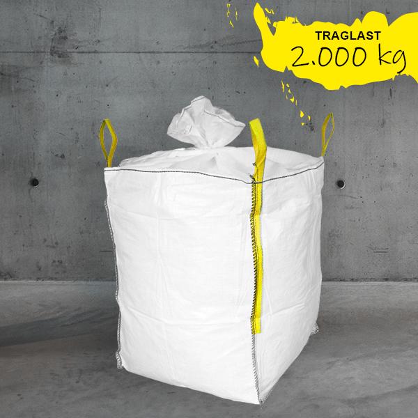 Big Bag 90x90x110cm,Big Bag 2000kg,bigbag 2000kg mit 4 hebeschlaufen,Big Bag; 90x90x110cm; 2 tonnen,big bag mit geschlossenen boden DESABAG