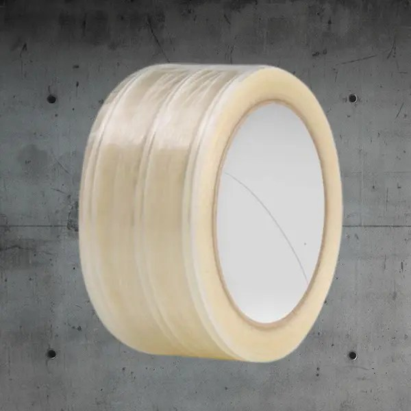 pp-packband fadenverstärkt,packband fadenverstärkt,packband 50x66,packband transparent 50mm x 66m DESABAG